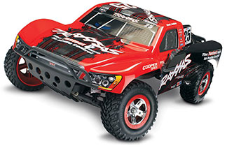Slash 1/10 2WD RTR W/2.4ghz Radio, 3000mah Battery & 4A DC Charger