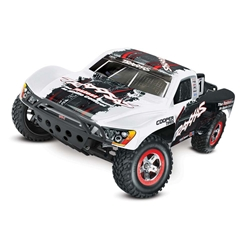 R6B58 Slash VXL 2WD Brushless w/ On-Board Audio-Mark Jenkins Edition