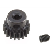 48 Pitch Pinion Gear, 18T with Setscrew: 1/16