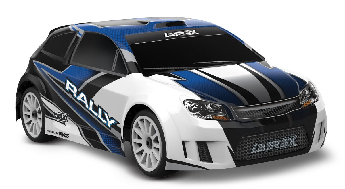 LaTrax 1/18 Rally 4WD RTR Car