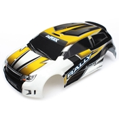 Traxxas 7512 LaTrax Rally Yellow Body with Decal