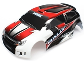 Traxxas 7515 LaTrax Rally Red Body with Decal