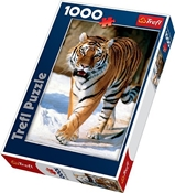 The Siberian Tiger 1000pc Puzzle