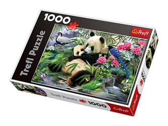 The Giant Panda 1000pc Puzzle