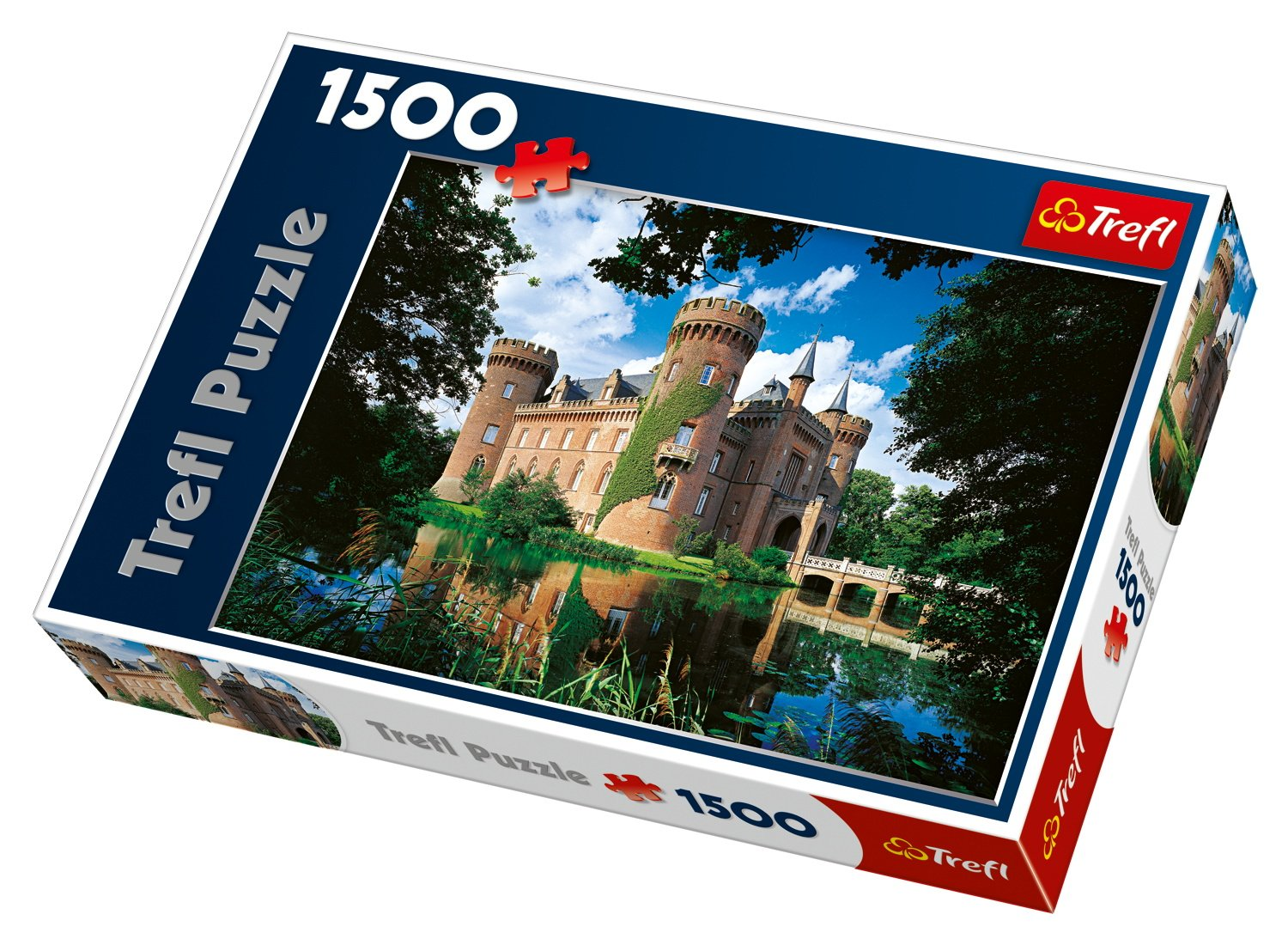 Moyland Castle, Germany 1500pc Puzzle