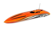 AVANTI OBL RTR BOAT (ORANGE)