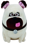 TY Beanie Mel-Dog secret life of pets