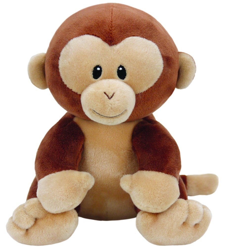 Baby Ty Banana The Monkey