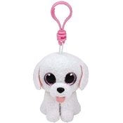 TY Beanie Boos - Pippie The White Dog (Clip)