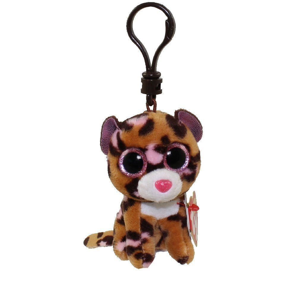TY Beanie Boos - Patches The Tan Leopard (Clip)