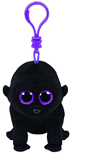 TY Beanie Boos - George the Black Gorilla (Clip)