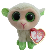 Ty Basket Beanies - Lala The Lamb