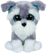 TY Beanie Boo - Whiskers the Schnauzer