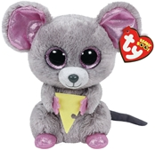 Beanie Boos - Squeaker the Mouse (Small)