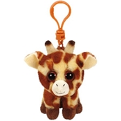 TY Beanie Boos - Peaches the Giraffe (Clip)