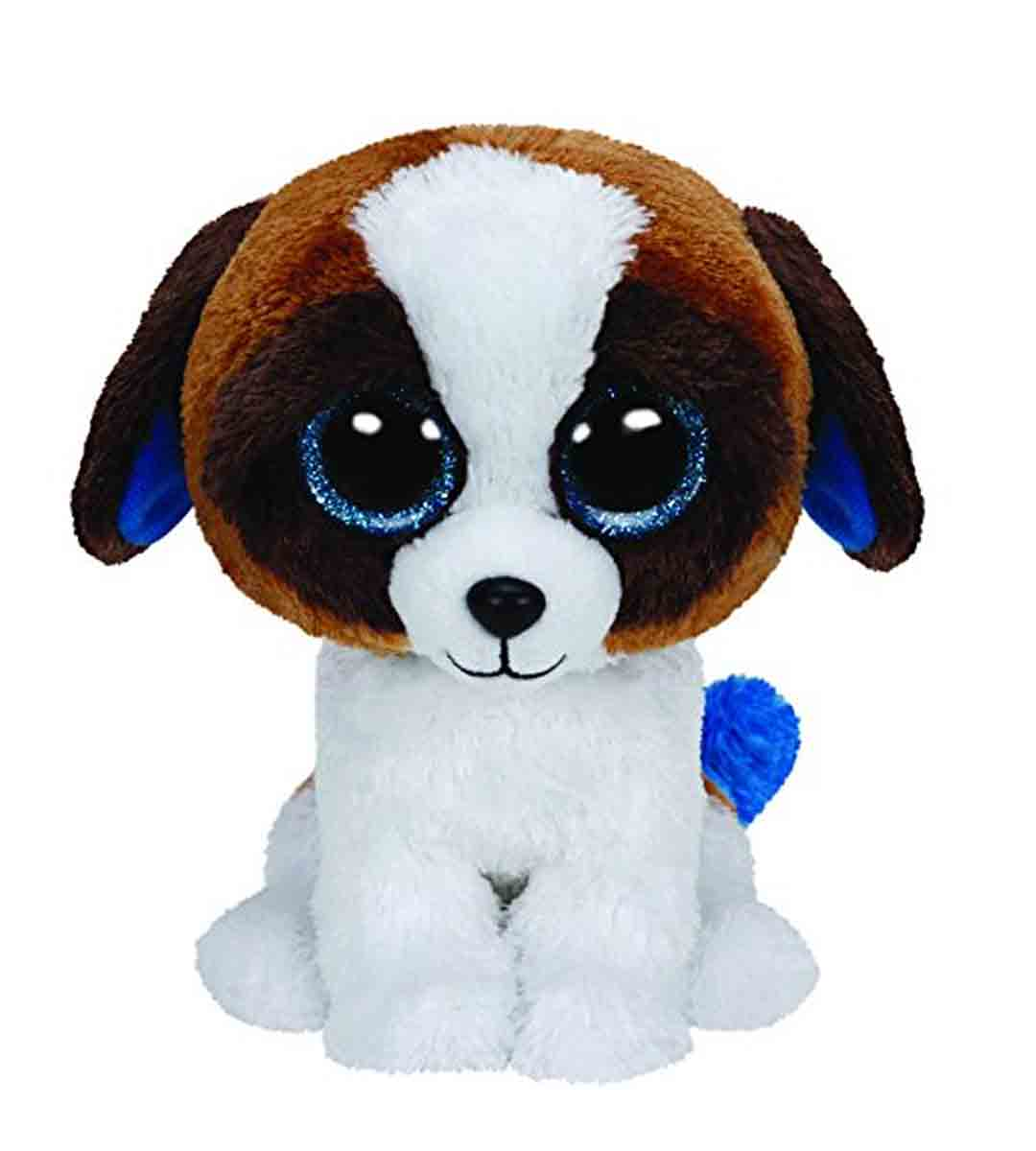 Ty Beanie Boos - Duke the Dog - Medium