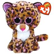 TY Beanie Boos - Patches The Tan Leopard (Medium)