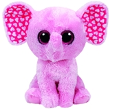 TY Beanie Boos - Sugar the Pink Elephant (Medium)