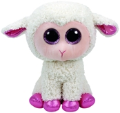 TY Beanie Boos - Twinkle the Cream Lamb (Medium)