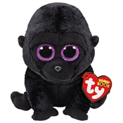 TY Beanie Boos - George the Gorilla (Medium)