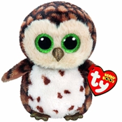 TY Beanie Boos - Sammy The Brown Owl (Small)
