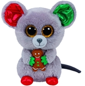 TY Beanie Boo - Mac the Mouse
