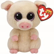 TY Beanie Boos - Piggley the Pig (Small)