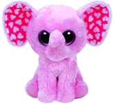 TY Beanie Boos - Sugar the Pink Elephant (Small)