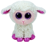 TY Beanie Boos - Twinkle the Cream Lamb (Small)