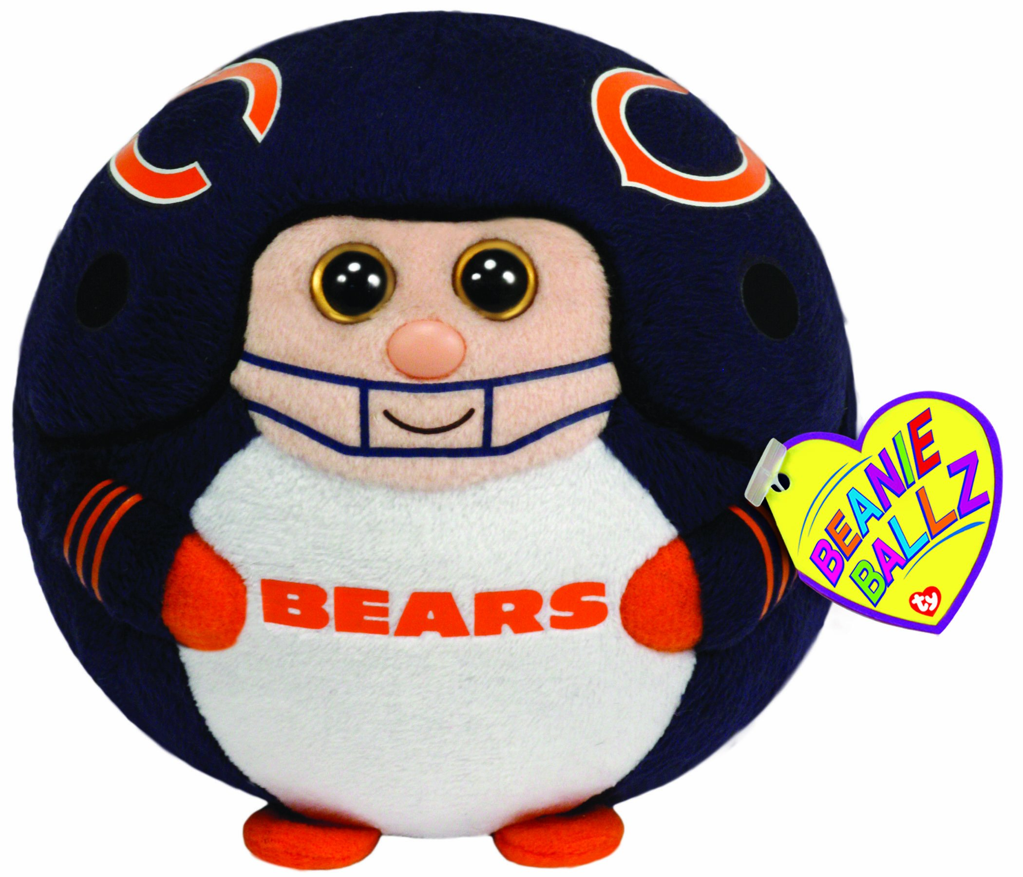 Ty Beanie Sports Ballz - Chicago Bears