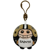 New York Saints Beanie Balls Clip