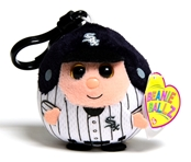 Ty Beanie Sports Ballz Clip - Chicago White Sox