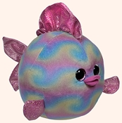 TY Rainbow Beanie Ballz Large