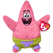 Ty Beanie Babies - Patrickstar Best Day Ever