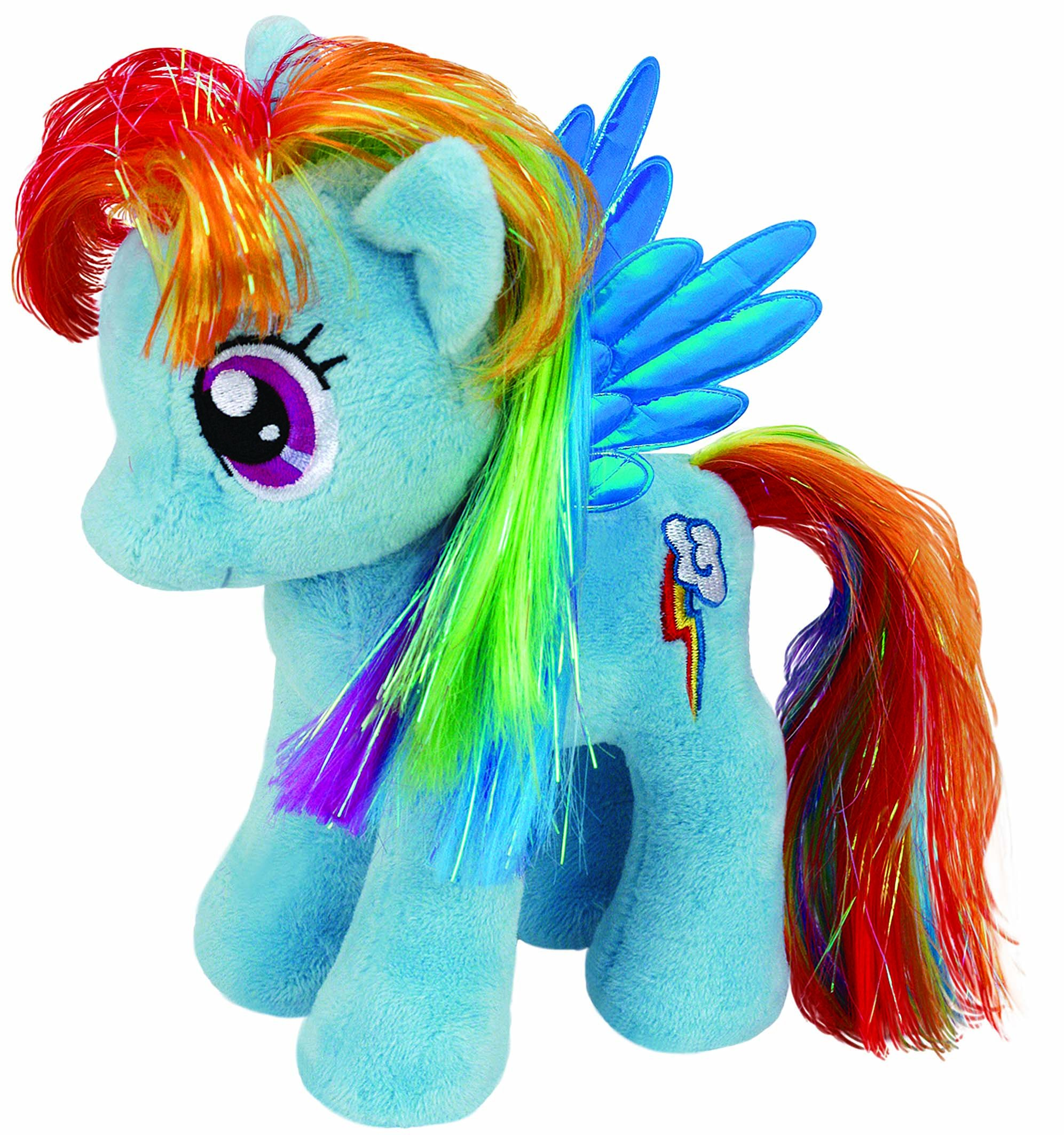 My Little Pony Rainbow (Blue) Beanie Baby