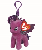 Ty My Little Pony - Twlight Sparkle Clip