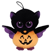 Ty Batty - Bat with Jack-O-Lantern Ornament