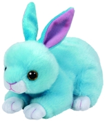 TY Beanie Babies - Jumper the Blue Bunny (Small)