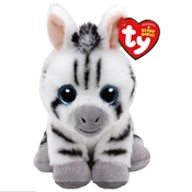 TY Beanies - Stripes the Zebra (Small)