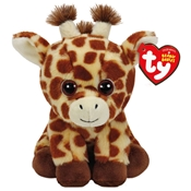 TY Beanies - Peaches the Giraffe (Small)