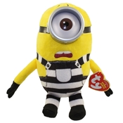 Ty Despicable Me 3 Minion -  Jail Carl