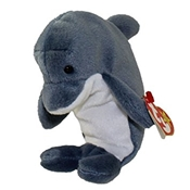 Ty Beanie Babies Echo the Dolphin