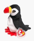 Ty Beanie Baby - Puffer the Puffin