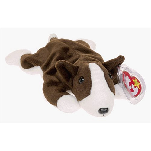 Ty Beanie Baby - Bruno the Dog