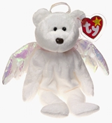 Ty Beanie Babies - Halo the Bear