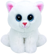 TY Beanie Boos - Pearl The White Cat (Small)