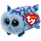 TY Teeny Tys - Mimi the Blue Owl