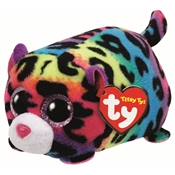 TY Teeny Tys - Jelly the Multicolor Leopard