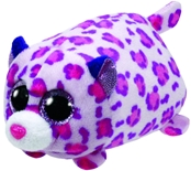 TY Teeny Tys - Olivia the Pink Leopard