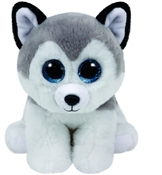 TY Beanies - Buff the Husky (Small)
